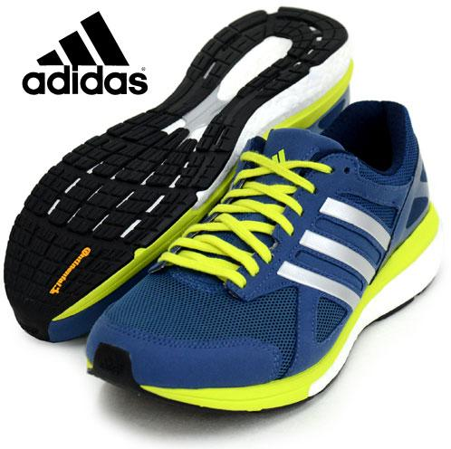 【adidas】メンズ ランニングシューズ adizero Tempo boost WideB40753