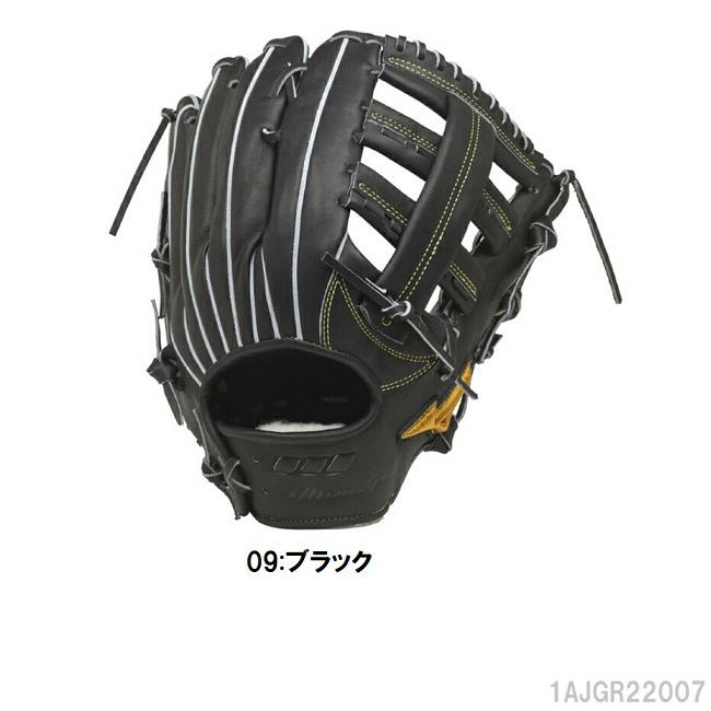 ポイント10倍 送料無料 BSS ミズノプロ 軟式野球 グローブ5DNAテクノロジー 軟式用 外野手用グラブ センターポケット普通 サイズ18N1AJGR22007