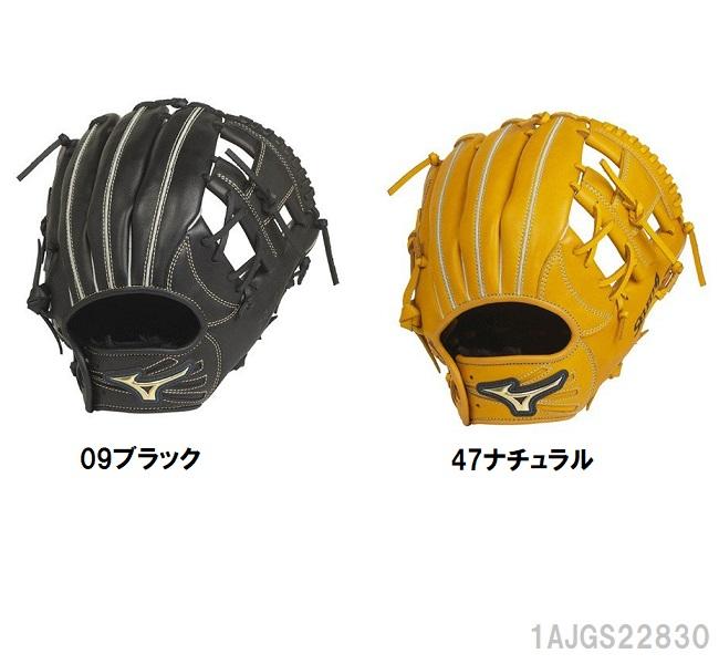 送料無料 ミズノ mizuno グラブジュニアソフトボール用セレクトナイン オールラウンド用 サイズL1AJGS22830 グローブ 少年ソフトボール