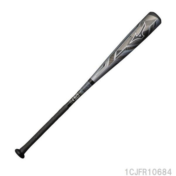 あす楽 送料無料 M球対応 ミズノ mizuno 軟式野球一般軟式用バット 軟式用ディープインパクト FRP製/84cm/平均720g1CJFR10684 新球対応