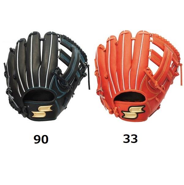 【送料無料】SSK(エスエスケイ)一般硬式グラブ プロエッジ 内野手用 右投げ用PEK84419 硬式野球 グローブ