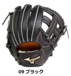 あす楽 最安値に挑戦 送料無料 Mizuno ミズノ軟式用 グローバルエリート HSelection02 内野手K型 サイズ91AJGR21403