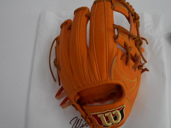【送料無料】Wilson(ウィルソン)野球硬式用 Wilson Staff デュアル 内野手用グローブWTAHWQD6H