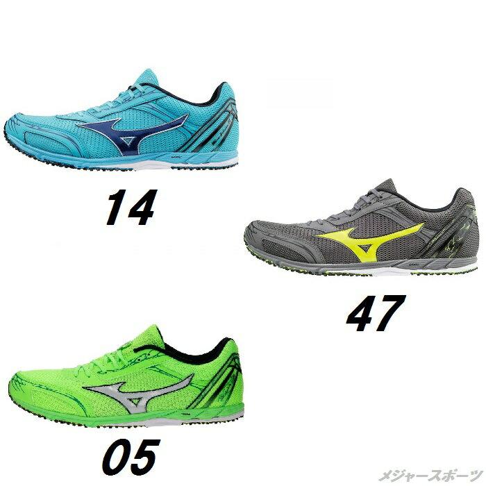 watch d051a 798d3 Mizuno Mizuno WAVE EKIDEN 11 wave Eki den 11 U1GD1720 expert shoes