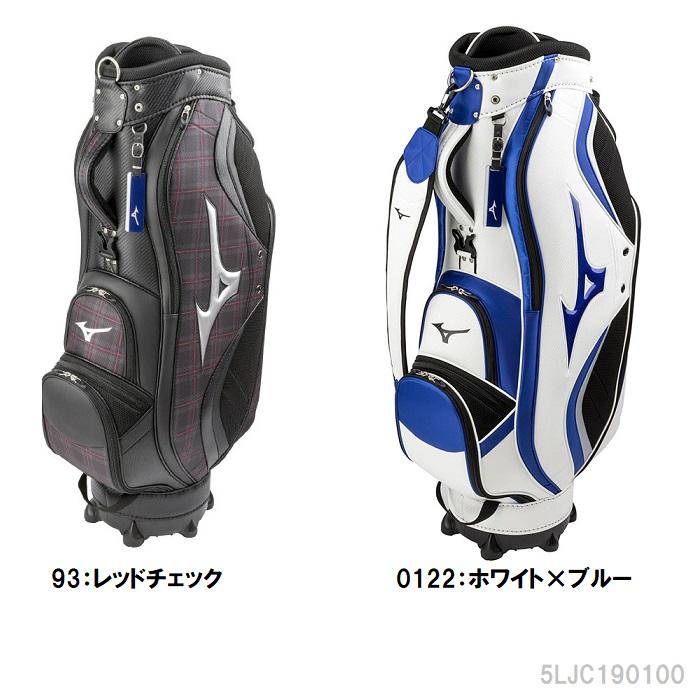 あす楽 送料無料 最安値に挑戦 mizuno ミズノ ゴルフ ゴルフバッグライトスタイルNEXLITE キャディバッグ5LJC190100