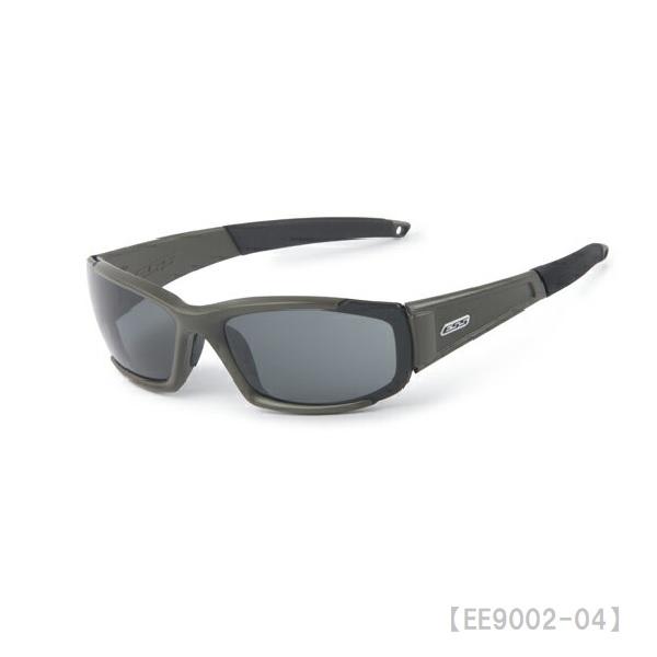 スライド式レンズ交換システムを採用 あす楽 ポイント10倍 完全送料無料 送料無料 ESS 割引 サングラス CDI スモークグレー ヘリテージコレクション EE9002-04 小物 Olive アウトドア Matte