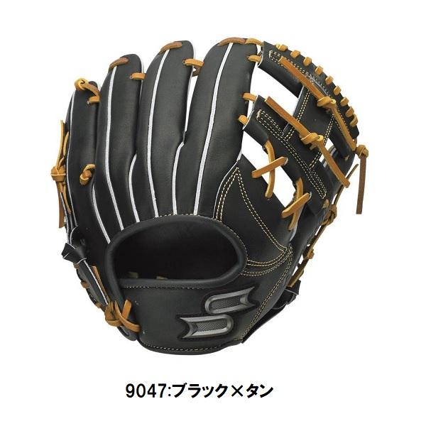 あす楽 送料無料 SSK エスエスケイ プロエッジ野球 一般軟式用グラブ 内野手用 縦とじ グラブケース付きPEN84620F 右投げ用