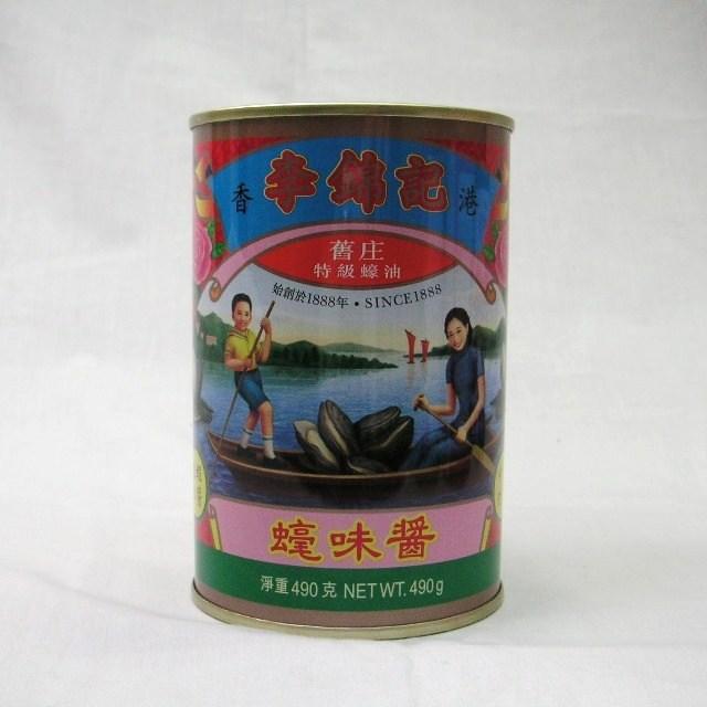 錦記(リキンキ) オイスターソース 特選 アカ 490g