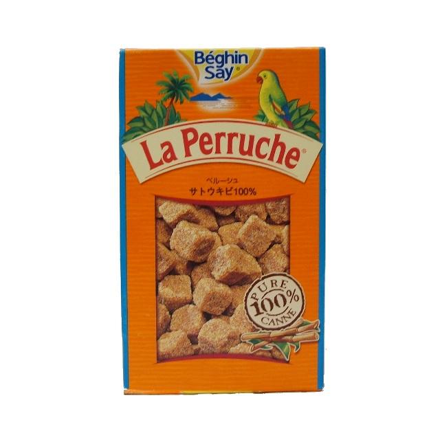 おトク 100年以上前にフランスで誕生したペルーシュ サトウキビ100%の角砂糖 ペルーシュ 角砂糖 フランス産ナチュラルシュガー100% 百貨店 ブラウン 750g