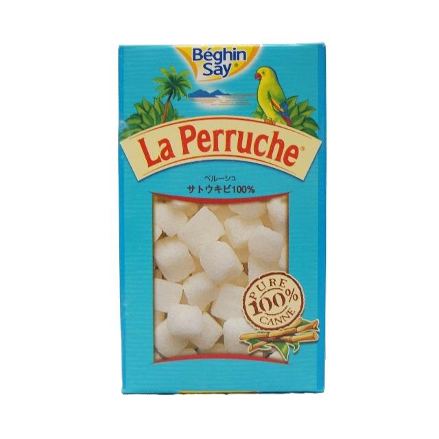 100年以上前にフランスで誕生したペルーシュ サトウキビ100%の角砂糖 ペルーシュ フランス産ナチュラルシュガー100%ホワイト 角砂糖 オンラインショップ 特売 750g