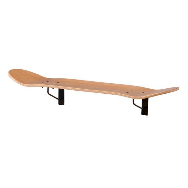 スケートボードラック 【幅79×奥行20×高さ14.5cm】 SF-202NA 東谷