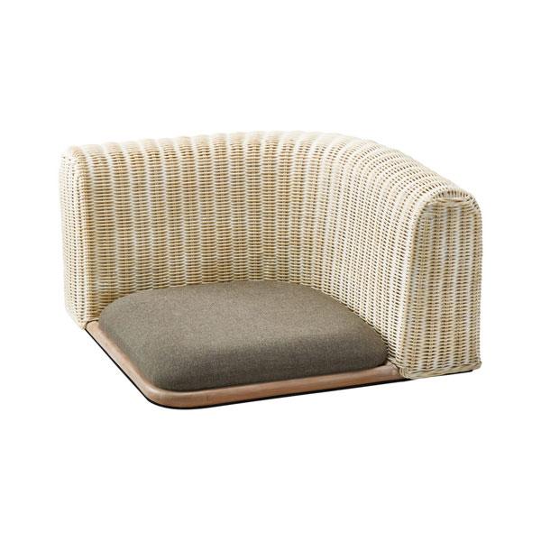 チェリー リビング 座椅子 【幅54×奥行54×高さ30cm】 RA-803 新生活