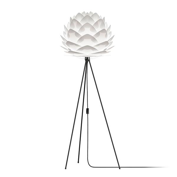 ELUX エルックス 02007tfbk VITA Silvia (Tripod Floor/ブラック) 照明 照明器具 【電球別売】