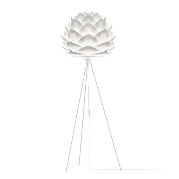 ELUX エルックス 02007tfwh VITA Silvia (Tripod Floor/ホワイト) 照明 照明器具 【電球別売】