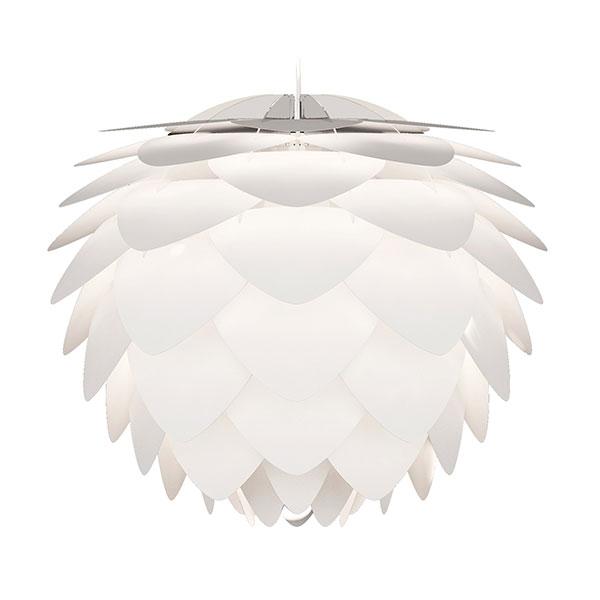 ELUX エルックス 02007wh VITA Silvia 1灯ペンダント(ホワイトコード) 照明 照明器具 【電球別売】