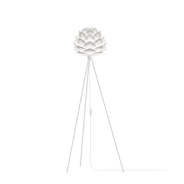 ELUX エルックス 02009tfwh VITA Silvia mini (Tripod Floor/ホワイト) 照明 照明器具 【電球別売】