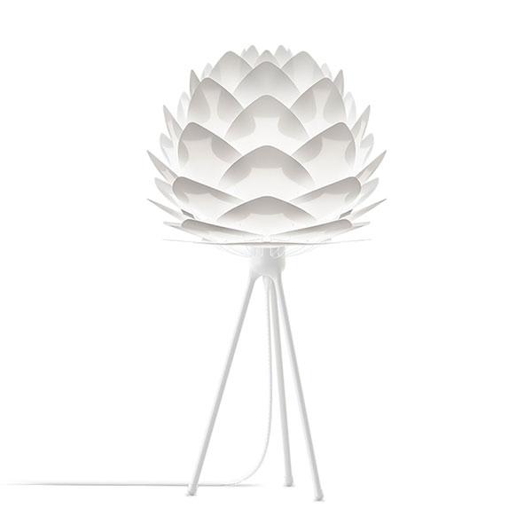 【P最大47倍7/26 1:59迄】ELUX エルックス 02009ttwh VITA Silvia mini (Tripod Table/ホワイト) 照明 照明器具 【電球別売】 新生活