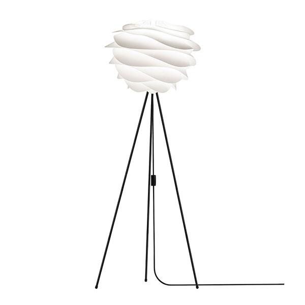 ELUX エルックス 02056tfbk VITA Carmina (Tripod Floor/ブラック) 照明 照明器具 【電球別売】