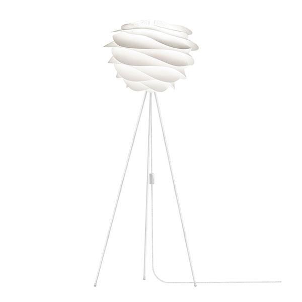 ELUX エルックス 02056tfwh VITA Carmina (Tripod Floor/ホワイト) 照明 照明器具 【電球別売】