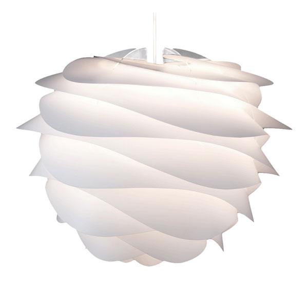 ELUX エルックス 02056wh VITA Carmina 1灯ペンダント ホワイト(ホワイトコード) 照明 照明器具 【電球別売】