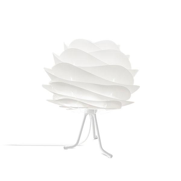 ELUX エルックス 02057tbwh VITA Carmina mini white (Tripod Base/ホワイト) 照明 照明器具 【電球別売】