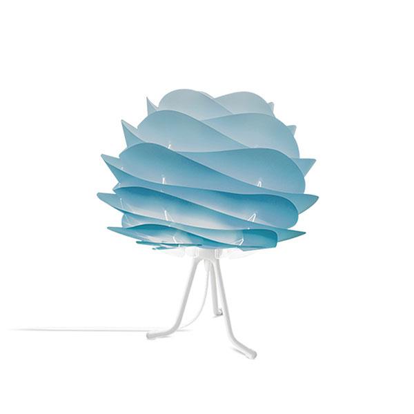ELUX エルックス 02061tbwh VITA Carmina mini azure (Tripod Base/ホワイト) 照明 照明器具 【電球別売】