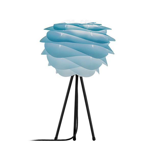 ELUX エルックス 02061ttbk VITA Carmina mini azure (Tripod Table/ブラック) 照明 照明器具 【電球別売】