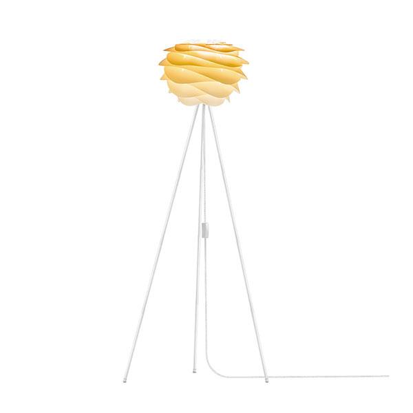 ELUX エルックス 02063tfwh VITA Carmina mini sahara (Tripod Floor/ホワイト) 照明 照明器具 【電球別売】
