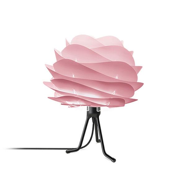 ELUX エルックス 02080tbbk VITA Carmina mini baby rose (Tripod Base/ブラック) 照明 照明器具 【電球別売】