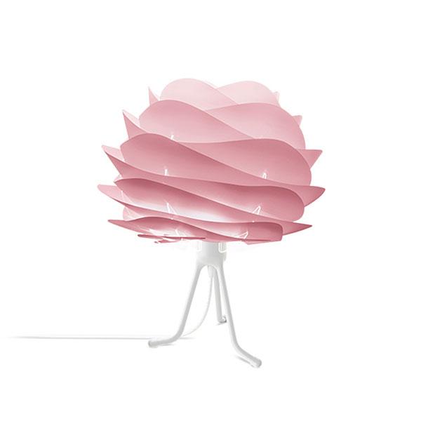 ELUX エルックス 02080tbwh VITA Carmina mini baby rose (Tripod Base/ホワイト) 照明 照明器具 【電球別売】
