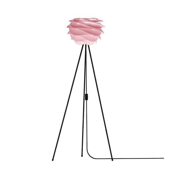 ELUX エルックス 02080tfbk VITA Carmina mini baby rose (Tripod Floor/ブラック) 照明 照明器具 【電球別売】