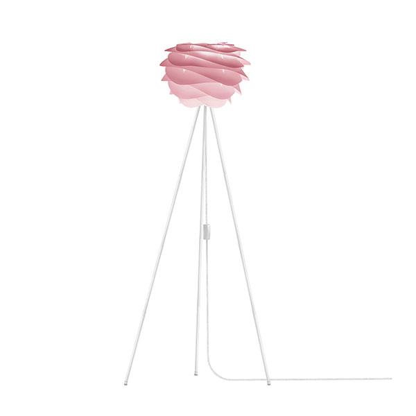 ELUX エルックス 02080tfwh VITA Carmina mini baby rose (Tripod Floor/ホワイト) 照明 照明器具 【電球別売】