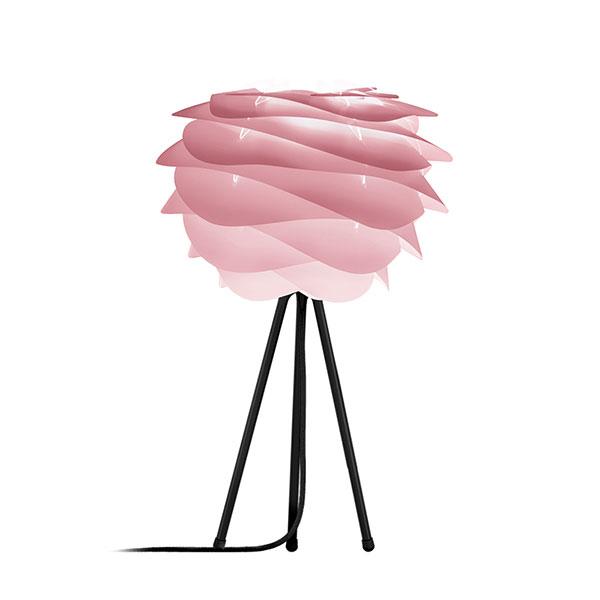 ELUX エルックス 02080ttbk VITA Carmina mini baby rose (Tripod Table/ブラック) 照明 照明器具 【電球別売】