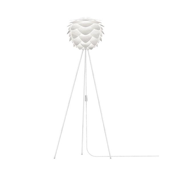 ELUX エルックス 02100tfwh VITA Silvia mini create (Tripod Floor/ホワイト) 照明 照明器具 【電球別売】