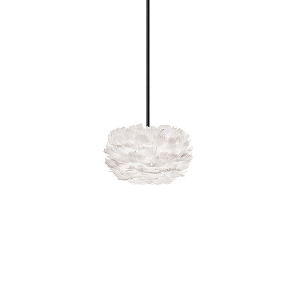 ELUX エルックス 03000bk VITA Eos micro white (1灯/ブラックコード) 照明 照明器具 【電球別売】