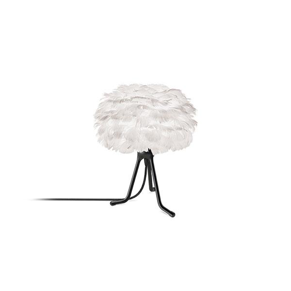 ELUX エルックス 03000tbbk VITA Eos micro white (Tripod Base/ブラック) 照明 照明器具 【電球別売】
