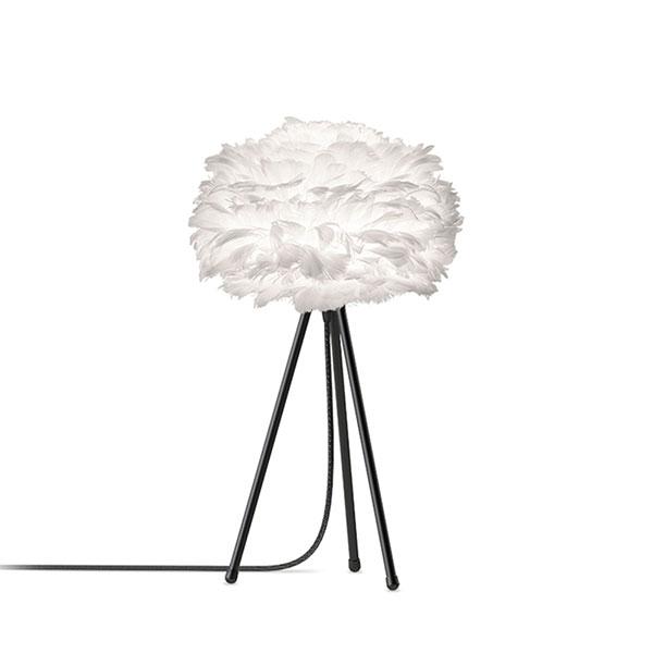 ELUX エルックス 03001ttbk VITA Eos mini white (Tripod Table/ブラック) 照明 照明器具 【電球別売】