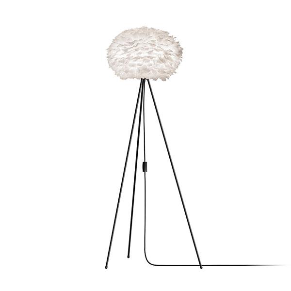 ELUX エルックス 03002tfbk VITA Eos white (Tripod Floor/ブラック) 照明 照明器具 【電球別売】