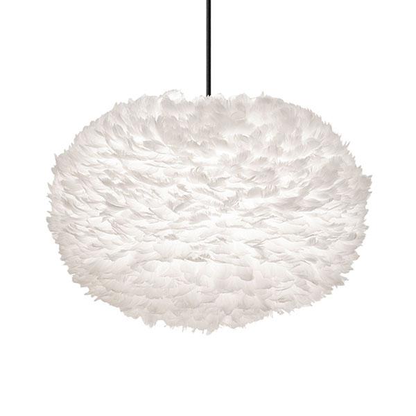 ELUX エルックス 03004bk3 VITA Eos XL white (3灯/ブラックコード) 照明 照明器具 【電球別売】
