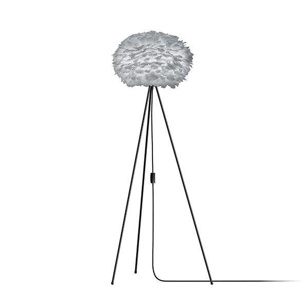 ELUX エルックス 03009tfbk VITA Eos light grey (Tripod Floor/ブラック) 照明 照明器具 【電球別売】