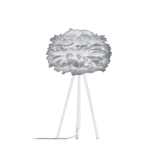 ELUX エルックス 03013ttwh VITA Eos mini light grey (Tripod Table/ホワイト) 照明 照明器具 【電球別売】 新生活