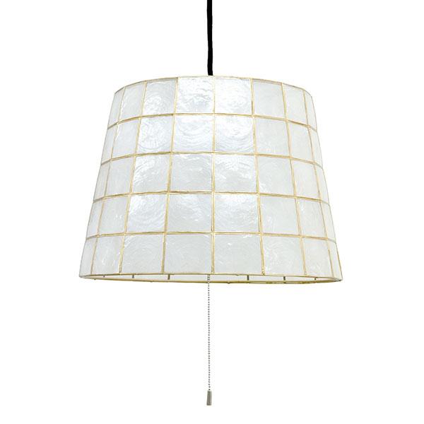 ELUX エルックス lc10750bk Roxas ホワイト(ブラックコード) 照明 照明器具 【電球別売】