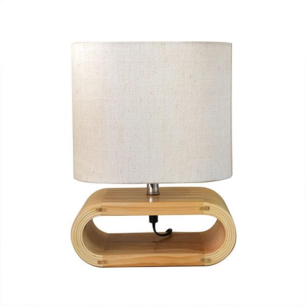 ELUX エルックス lc10782na UROS Table ナチュラル 照明 照明器具 【電球別売】