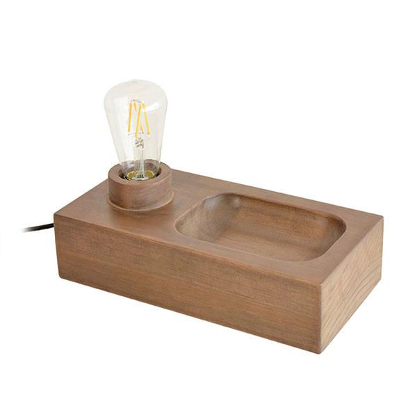 ELUX エルックス lc10917 PARE パレ テーブルライト  LEDレトロエジソン球付き 照明 照明器具 【電球別売】