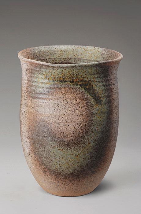 信楽焼 傘 立て 古陶窯肌 傘立て 陶器 おしゃれ 日本製 国産 結婚祝い 新築祝い アンブレラスタンド