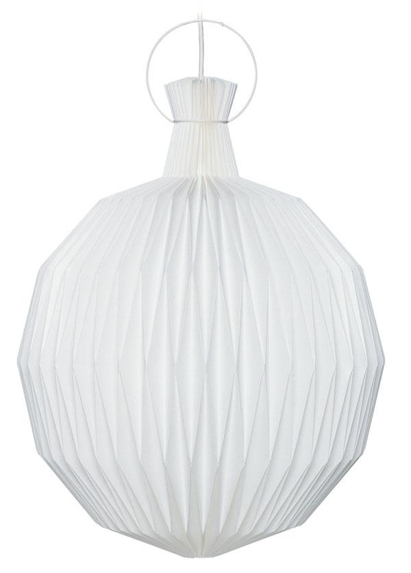レクリント ペンダントランプ 【φ27×H36cm】 Lantern MODEL 101 KP101A ホワイト 北欧 照明 LE KLINT レ・クリント