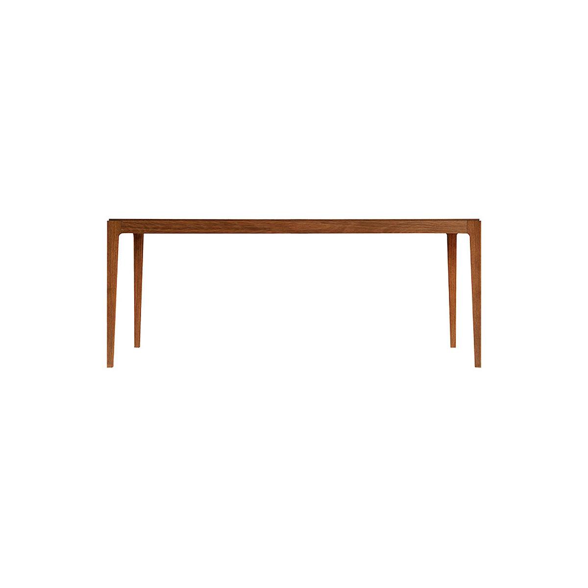 旭川家具 大雪木工 ノールリス ダイニングテーブル 180cm ウォールナット材 新生活 イエナカ