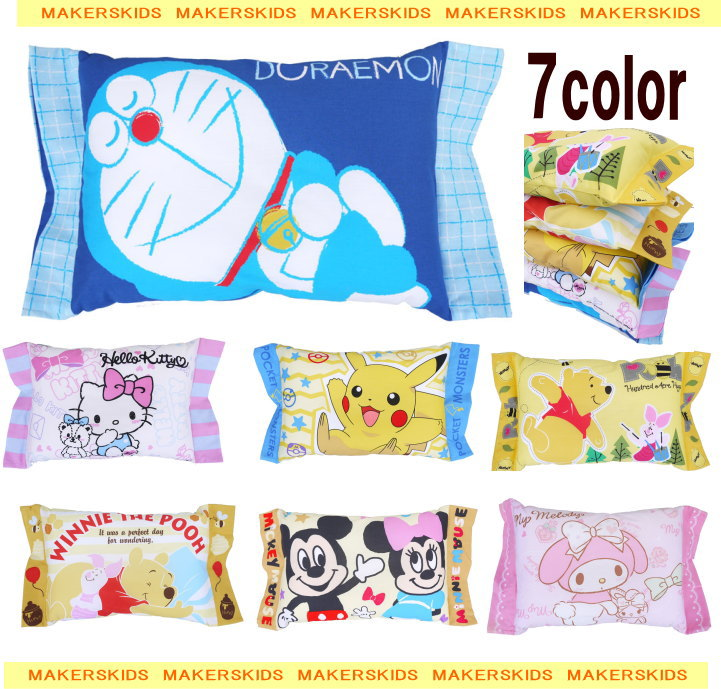 child doraemon kitty winnie the pooh pikachu pokemon mickey mouse dance melody of the kids character pillow pillow pillow slip