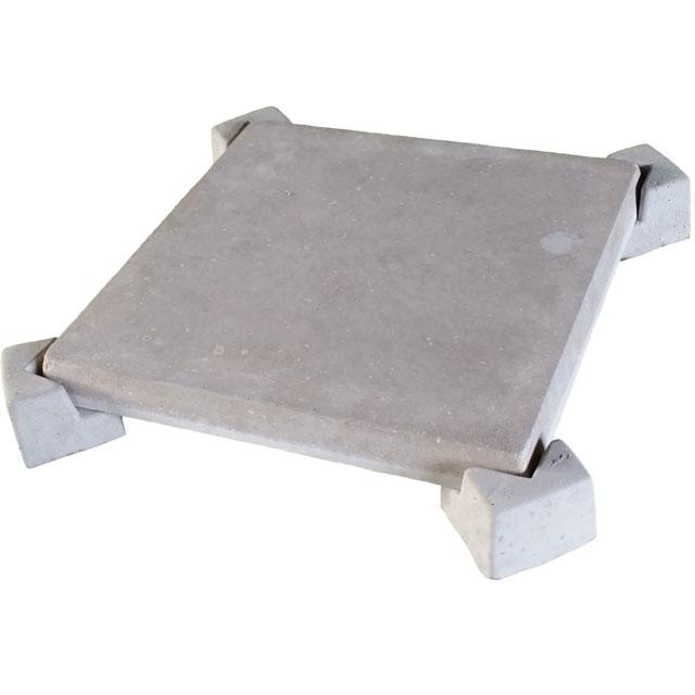 石窯クロスドーム炭用中板セット 炭でクロスドームを運用するためのセットです。クロスドームと同時購入で送料無料