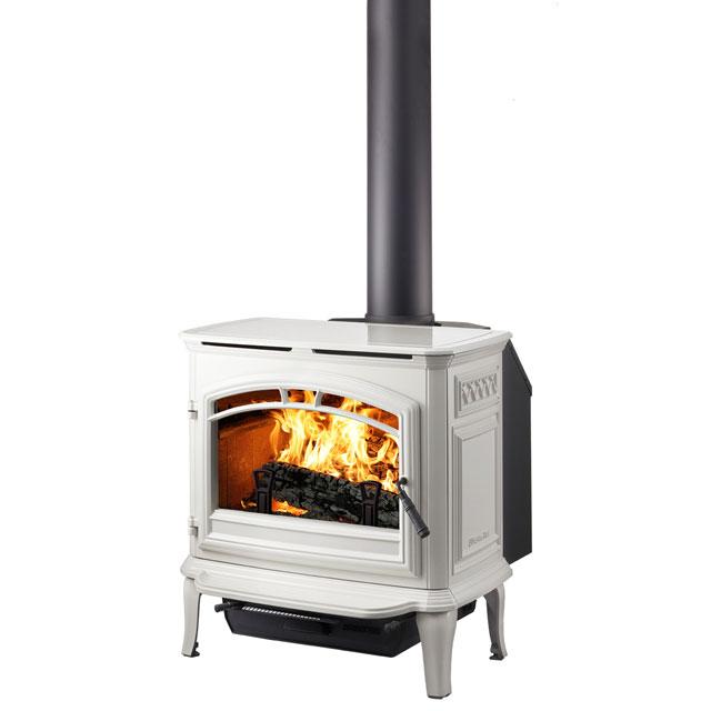 QUADRA-FIRE クアドラファイア エクスプローラー1 ホーローホワイト